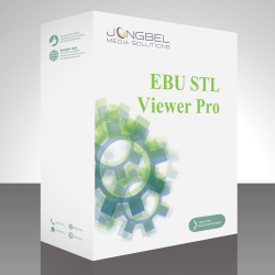 EBU STL Viewer Pro Box