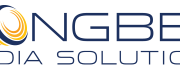 JONGBEL Media Solutions Logo in blue