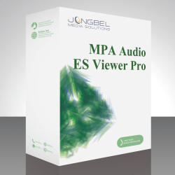 MPEG Audio ES Viewer Pro Box