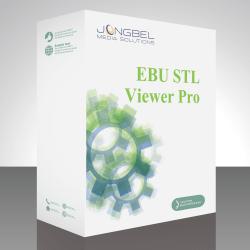EBU STL Viewer Pro Box
