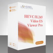 HEVC/H.265 Video ES Viewer Pro Box