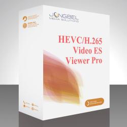 HEVC/H.265 Video ES Viewer Pro Box