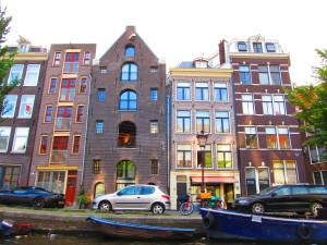 Amsterdam City View Photo