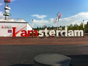 I amsterdam RAI photo